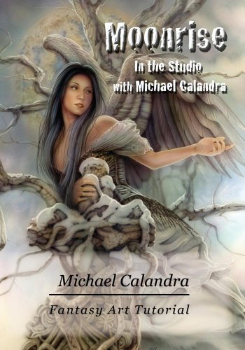 "Das Cover von ""Moonrise - In The Studio With Michael Calandra"""